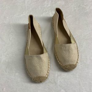 Sperry Espadrille Flats Slip On Shoes